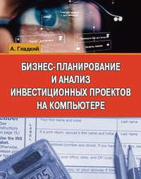 Книга Бизнес-планирование и анализ инвестиционных проектов на компьютере