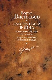 Книга Победители - Автор Борис Васильев