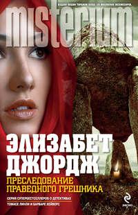 Книга Преследование праведного грешника - Автор Элизабет Джордж