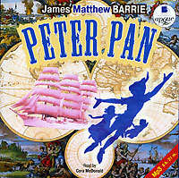 Купить книгу Peter Pan, автора James Matthew Barrie
