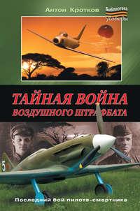 Книга Тайная война воздушного штрафбата - Автор Антон Кротков