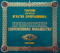 Купить книгу Приношение современному монашеству, автора святителя Игнатия Брянчанинова