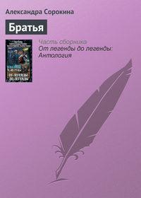 Книга Братья - Автор Александра Сорокина