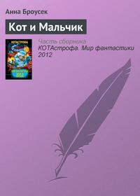 Книга Кот и Мальчик - Автор Анна Броусек