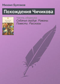 Книга Похождения Чичикова
