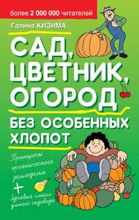 Купить книгу Сад, цветник, огород без особенных хлопот, автора Галины Кизимы