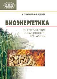 Купить книгу Биоэнергетика. Энергетические возможности биомассы, автора А. Р. Цыганова