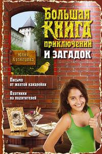 Книга Большая книга приключений и загадок - Автор Юлия Кузнецова