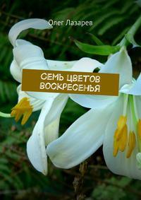 Книга Семь цветов воскресенья