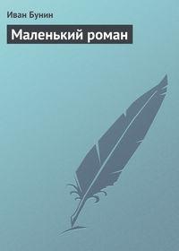Книга Маленький роман - Автор Иван Бунин