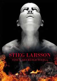 Купить книгу Tüdruk, kes mängis tulega, автора Stieg  Larsson
