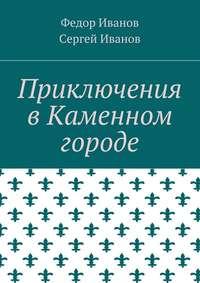 Книга Приключения в Каменном городе - Автор Сергей Иванов