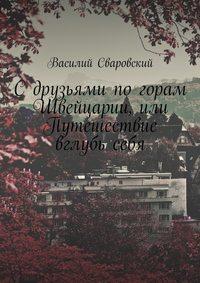 Книга С друзьями по горам Швейцарии, или Путешествие вглубьсебя - Автор Василий Сваровский