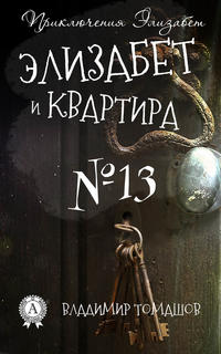 Книга Элизабет и квартира №13 - Автор Владимир Томашов