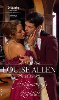 Купить книгу Aukštuomenės skandalas, автора Louise Allen