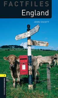 Купить книгу England, автора