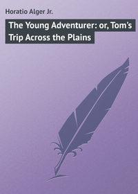 Купить книгу The Young Adventurer: or, Tom's Trip Across the Plains, автора Horatio  Alger Jr.