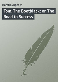 Купить книгу Tom, The Bootblack: or, The Road to Success, автора Horatio  Alger Jr.