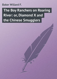 Купить книгу The Boy Ranchers on Roaring River: or, Diamond X and the Chinese Smugglers, автора