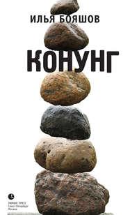 Книга Конунг - Автор Илья Бояшов