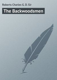 Книга The Backwoodsmen