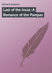 Купить книгу Last of the Incas: A Romance of the Pampas, автора