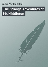 The Strange Adventures of Mr. Middleton