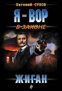 Книга Жиган - Автор Евгений Сухов