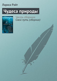 Книга Чудеса природы - Автор Лариса Райт
