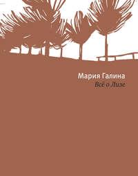 Купить книгу Всё о Лизе, автора Марии Галиной
