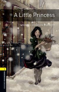 Книга A Little Princess - Автор Frances Burnett
