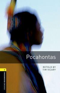 Книга Pocahontas - Автор Tim Vicary