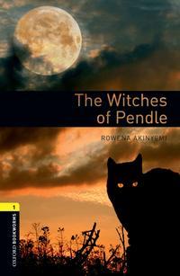 Книга The Witches of Pendle - Автор Rowena Akinyemi
