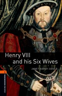 Книга Henry VIII and his Six Wives - Автор Janet Hardy-Gould