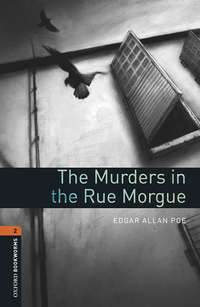 Книга The Murders in the Rue Morgue - Автор Edgar Poe