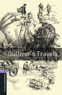 Книга Gulliver's Travels - Автор Jonathan Swith