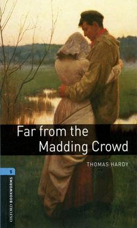 Книга Far from the Madding Crowd - Автор Thomas Hardy
