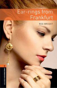 Книга Ear-rings from Frankfurt - Автор Reg Wright
