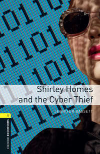 Купить книгу Shirley Homes and the Cyber Thief, автора