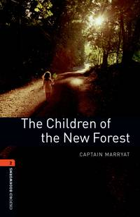 Книга The Children of the New Forest - Автор Captain Marryat