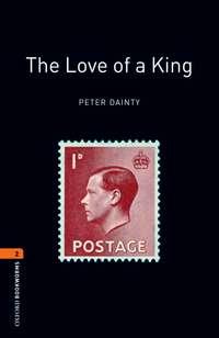 Книга The Love of a King - Автор Peter Dainty