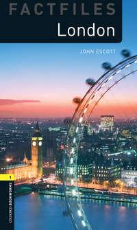 Книга London - Автор John Escott