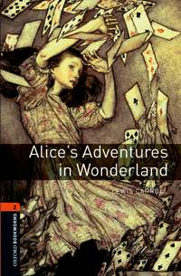 Книга Alice's Adventures in Wonderland - Автор Lewis Carroll