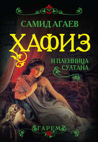 Купить книгу Хафиз и пленница султана, автора Самида Агаева