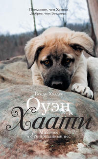 Книга Оуэн & Хаати. Мальчик и его преданный пес - Автор Венди Холден