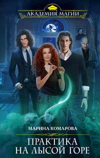 Книга Практика на Лысой горе - Автор Марина Комарова