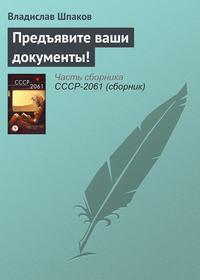 Книга Предъявите ваши документы! - Автор Владислав Шпаков