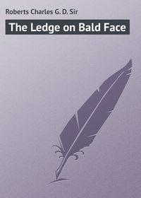 Книга The Ledge on Bald Face