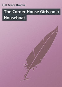 Книга The Corner House Girls on a Houseboat
