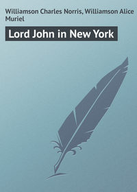 Lord John in New York